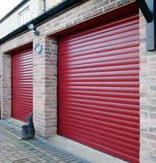 Rollup Garage Door Maple Ridge